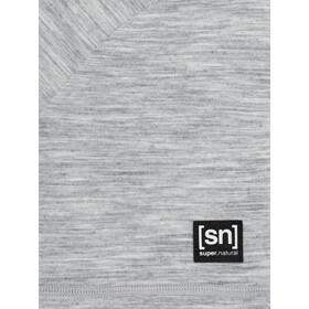 super.natural Essential Camiseta Manga Corta Hombre, ash melange